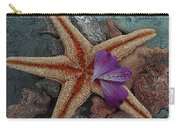 Never Forgotten- Starfish Art Carry-all Pouch