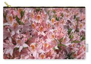 Neverending Azaleas Carry-all Pouch