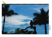 Nevermore In The Tropics Carry-all Pouch