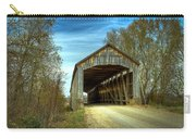 Nevins Covered Bridge Carry-all Pouch