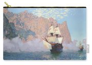 New Albion. Sir Francis Drakes Ship Carry-all Pouch