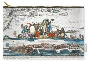 New Amsterdam, 1673 Carry-all Pouch