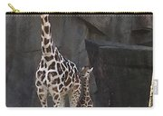 New Baby Giraffe Carry-all Pouch