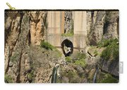 New Bridge In Ronda Carry-all Pouch