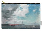 New Brighton From The Mersey Carry-all Pouch