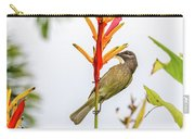 New Caledonia Honeyeater Carry-all Pouch