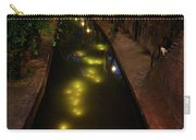 New Canal In Utrecht In The Evening 7 Carry-all Pouch
