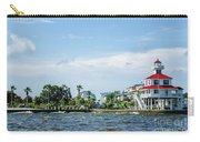 New Canal Lighthouse And Lakefront - Nola Carry-all Pouch
