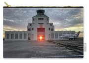 New Dawn For An Old Airport Carry-all Pouch