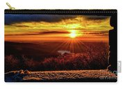 New  Day  Dawns Carry-all Pouch