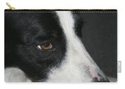 New Dog Friend Carry-all Pouch