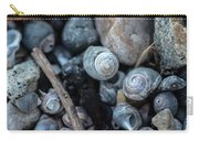 New England Beach Shells Carry-all Pouch