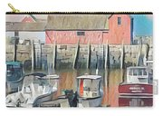 Rockport, Massachusetts Carry-all Pouch