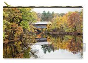 New England Covered Bridge No.63 Carry-all Pouch