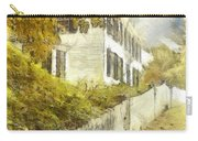 New England Fall Foliage Pencil Carry-all Pouch