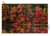 New England Fall Foliage Reflection Carry-all Pouch