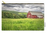 New England Farm Landscape Carry-all Pouch