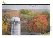 New England Fly Over Square Carry-all Pouch