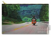 New England Journeys - Motorcycle 2 Carry-all Pouch