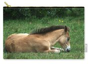 New Forest Pony Carry-all Pouch
