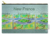 New France Mug Shot Carry-all Pouch