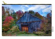 New Hampshire Barn Eaton Nh Carry-all Pouch