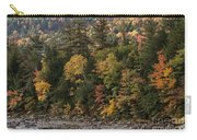 New Hampshire Color Along The Swift River Carry-all Pouch