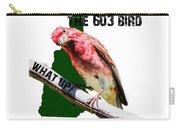 New Hampshire State Bird The Purple Finch Carry-all Pouch