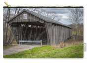 New Hope Covered Bridge  Carry-all Pouch
