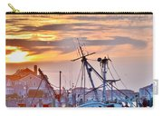 New Hope Sunrise - Sunken Ship At West Ocean City Harbor Carry-all Pouch