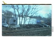New Jersey From The Train 4 Carry-all Pouch