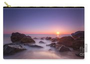 New Jersey Sunrise At Sea Girt Carry-all Pouch