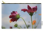 New Jersey Wildflowers In The Wind Carry-all Pouch