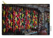 New Mexico Hanging Peppers Carry-all Pouch