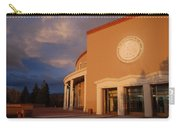 New Mexico State Capital Building Carry-all Pouch