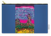 New Mexico Twilight Carry-all Pouch