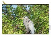 New Nest For Great Blue Heron Carry-all Pouch