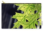 New Oak Leaves    Carry-all Pouch
