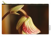 New Orchid Carry-all Pouch