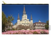 Jackson Square New Orleans Carry-all Pouch