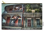 New Orleans Balconies No. 4 Carry-all Pouch