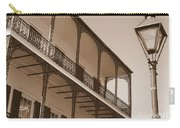 New Orleans Balcony With Lamp Carry-all Pouch