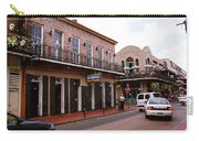 New Orleans Bourbon Street 2004 #43 Carry-all Pouch