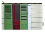 New Orleans Door 11 Carry-all Pouch