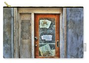 New Orleans Door Carry-all Pouch
