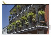 New Orleans French Quarter Carry-all Pouch