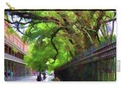 New Orleans French Quarter Paint  Carry-all Pouch