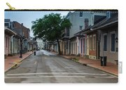 New Orleans French Quarter Special Morning Carry-all Pouch