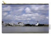 New Orleans From Algiers Point - In Color Carry-all Pouch