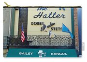 New Orleans Hatter Carry-all Pouch